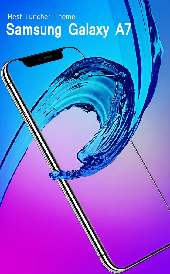 Theme for Galaxy A7 (2016) HD