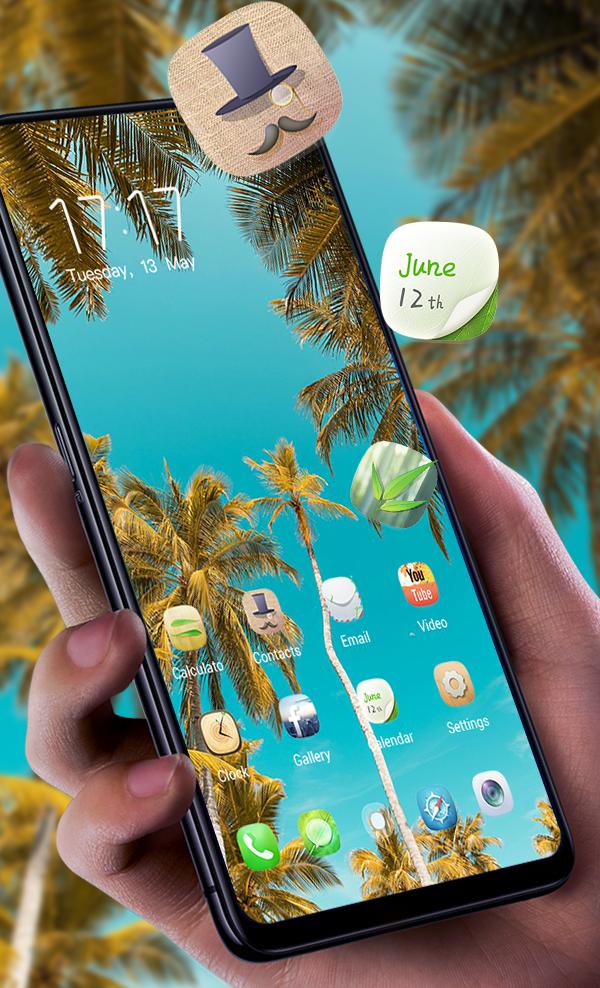 palm nature