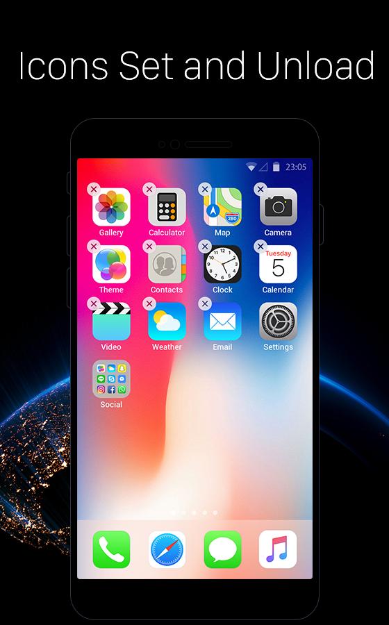 iOS Launcher