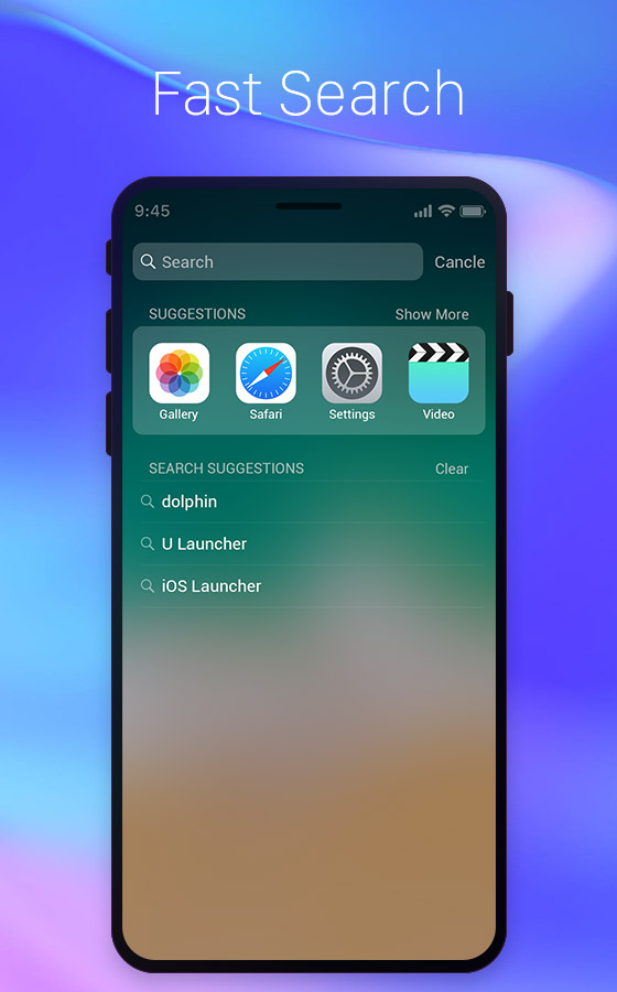 ios launcher wallpaper: Download IOS Launcher Theme For Your Android Phone