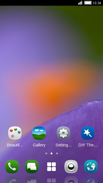 Theme for nokia c6-00 free android theme – u launcher 3d.