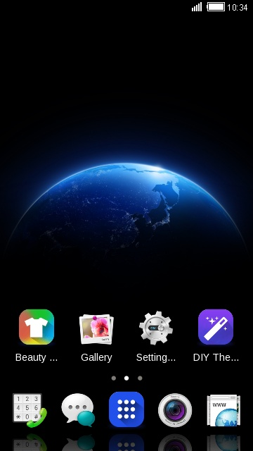 Theme for Oppo R7 Plus HD