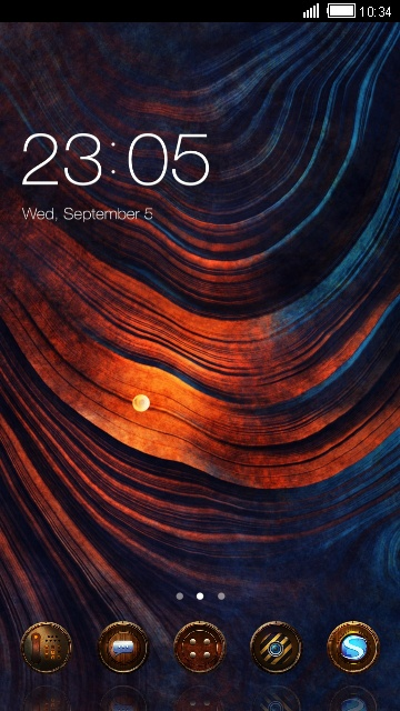 Download Red Theme Rock Wallpaper Theme For Your Android Phone