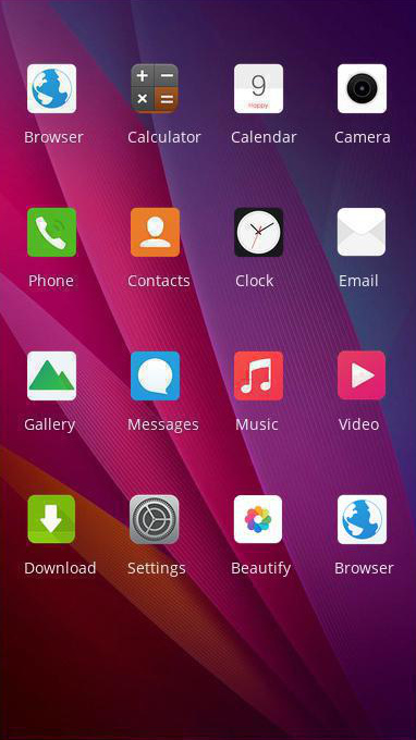 Download vivo v7 theme theme for your Android phone — CLauncher