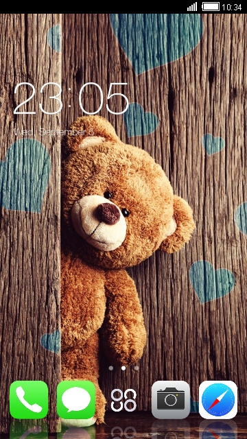 download themes for iphone 7 teddy bear wallpaper hd theme for your