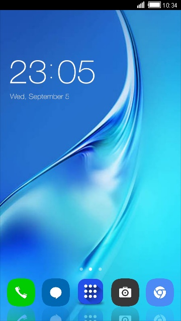 Download Theme Of Galaxy J7 Prime Hd Theme For Your Android Phone