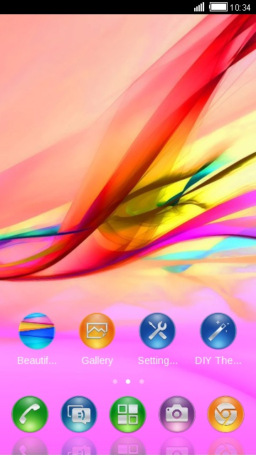 Theme for Sony Xperia ZL