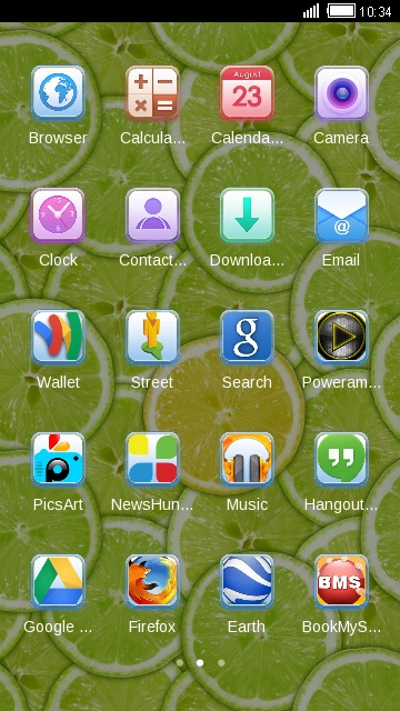 Cool theme for Galaxy J7 Wallpaper & Icon