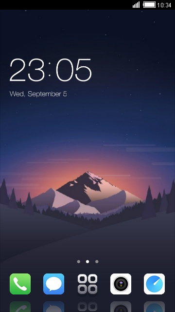 Theme for Vivo Y66 HD