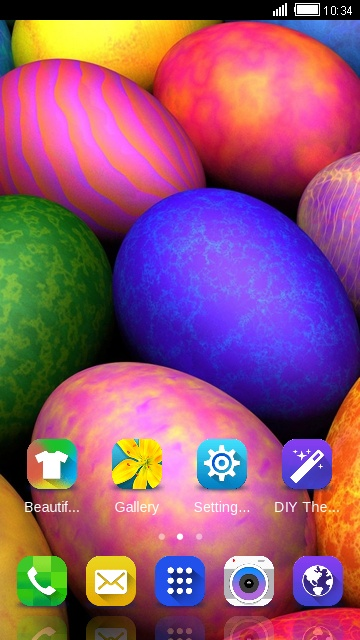 Theme for Samsung Galaxy On Nxt