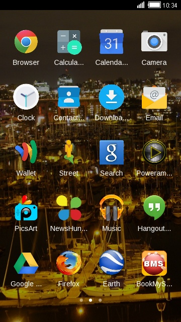 Theme for Xolo Opus HD