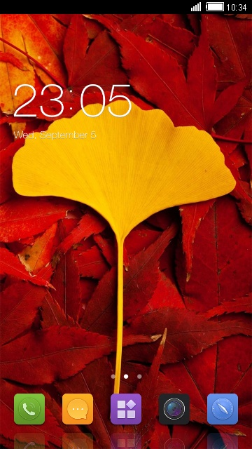 Download Theme for Gionee Pioneer P5 mini theme for your Android