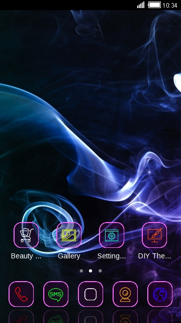 Twisted Fog Mystery Theme Smoke Live Wallpaper