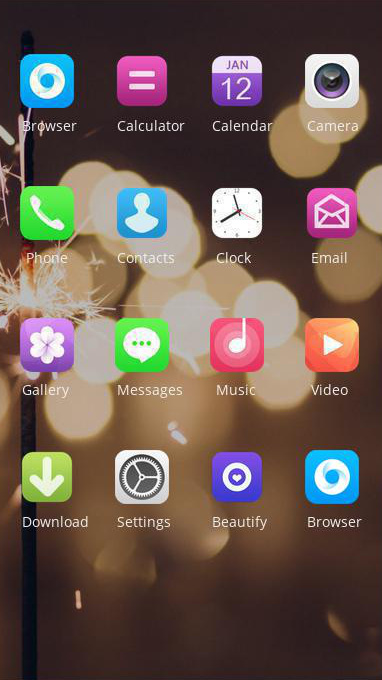 Download oppo a83 theme for your Android phone — CLauncher