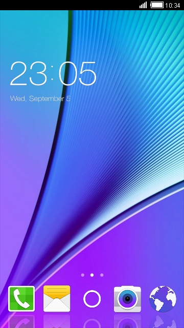 Theme for Galaxy J2 HD