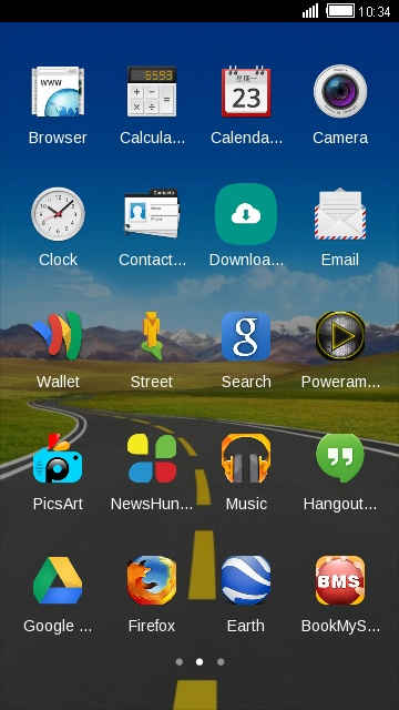 Theme for Oppo Neo HD
