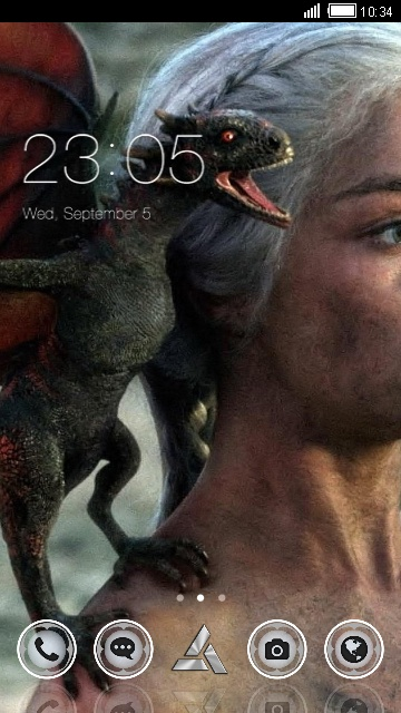download theme game of thrones android