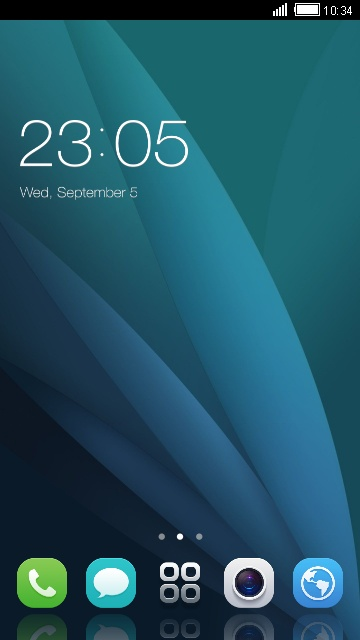 Theme for HUAWEI Ascend G7 HD