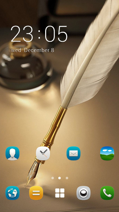 Note 5A theme