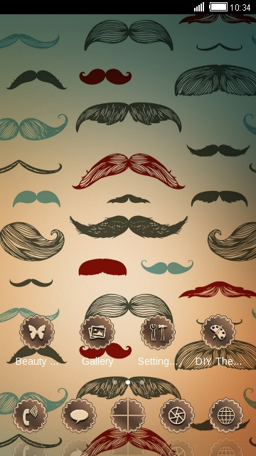 Mustache Stylish for Sexy Guys