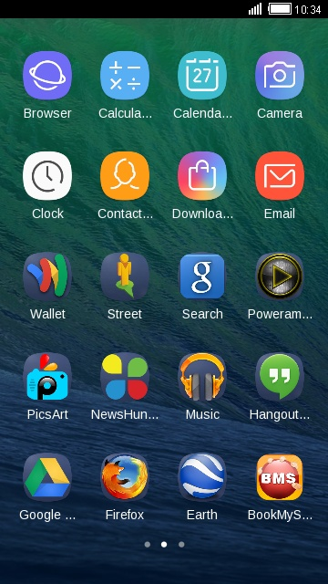 Download Theme for Galaxy S8 HD:ios 11 theme for your