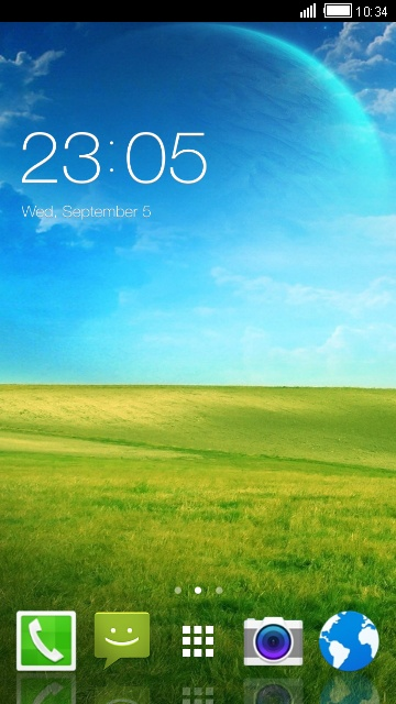 Theme For Samsung Galaxy Y Duos Wallpaper Free Android Theme U Launcher 3d