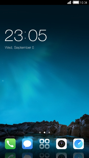Download Theme for Vivo V5s HD theme for your Android phone