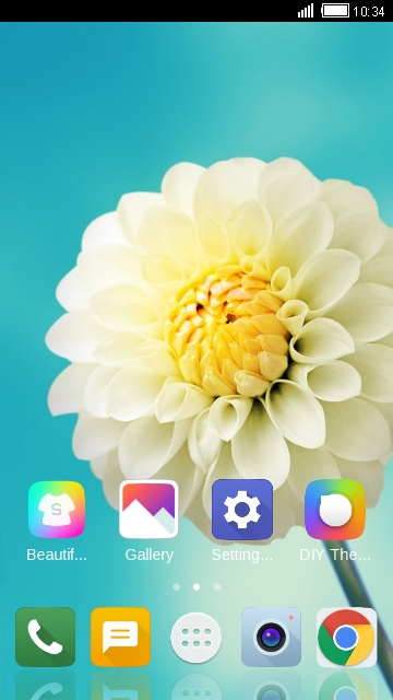 Theme for ZTE Nubia Z17 Lite