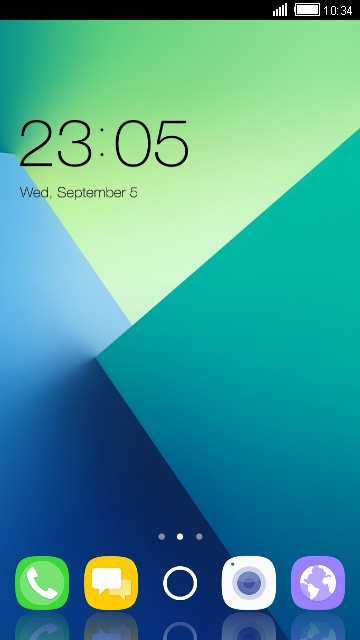 Theme For Galaxy J2 Ace Hd Free Android Theme U Launcher 3d