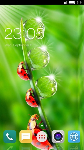 Themes for Micromax Bolt A40