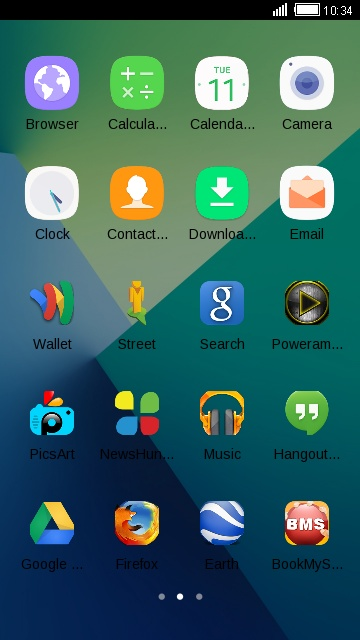 Download Theme for Galaxy J2 Ace HD theme for your Android phone