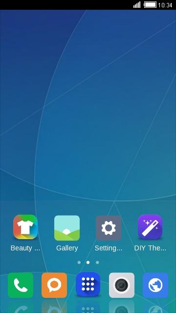 Xiaomi Redmi 4X Theme