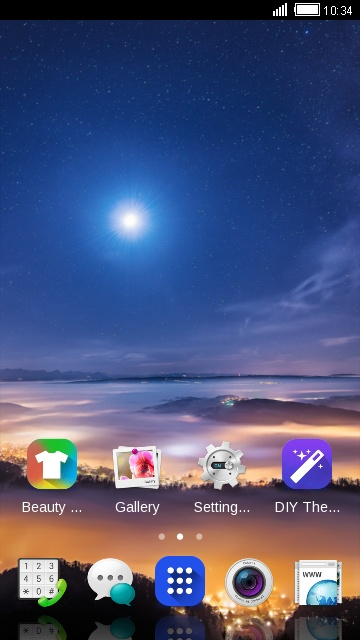 Theme for Oppo R1s HD