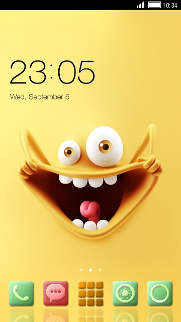 Yellow Laugh