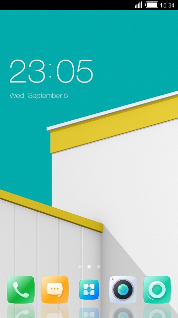 Theme for Lenovo Vibe K4 Note Wallpaper HD