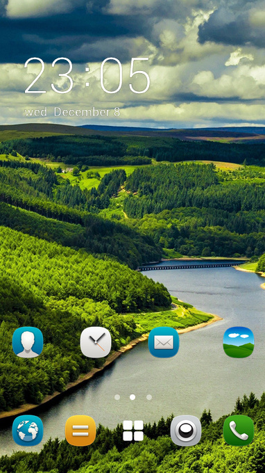 nokia7 plus theme