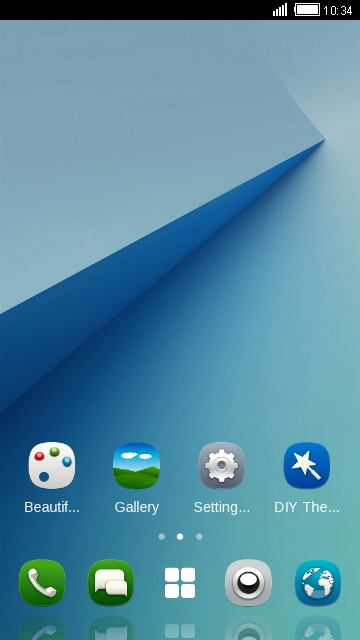 Theme for Nokia 7