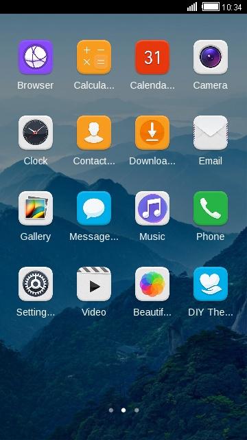 Theme for Huawei Mate 10