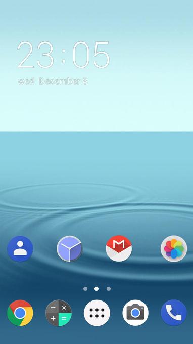 google pixel2 theme