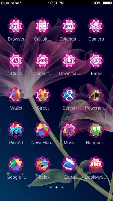 Neon.Flower.byNaz