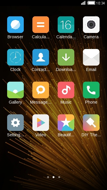 Theme for Xiaomi Redmi