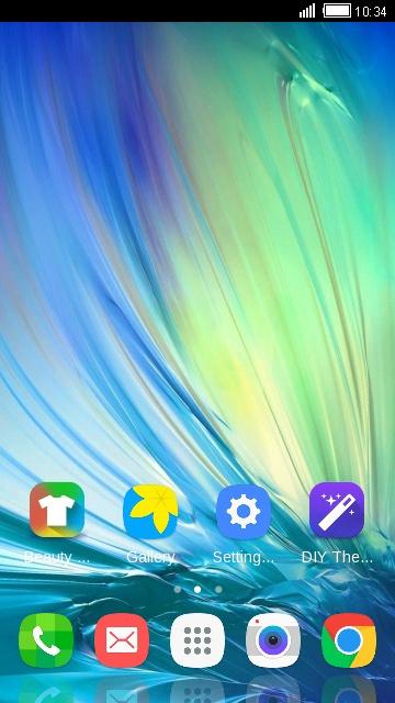 Theme for Galaxy J2 Pro HD
