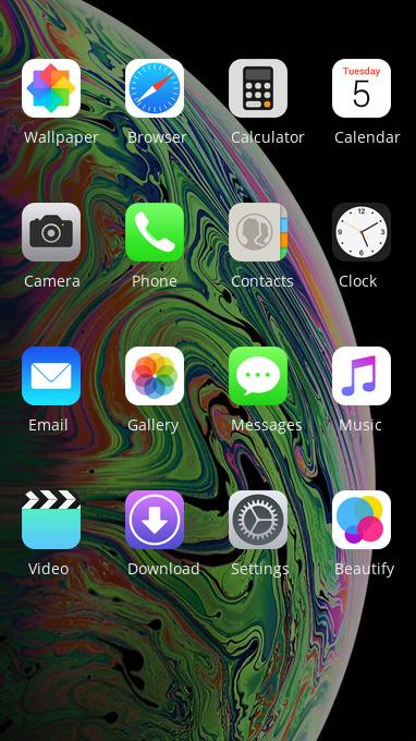 Green Phone XS