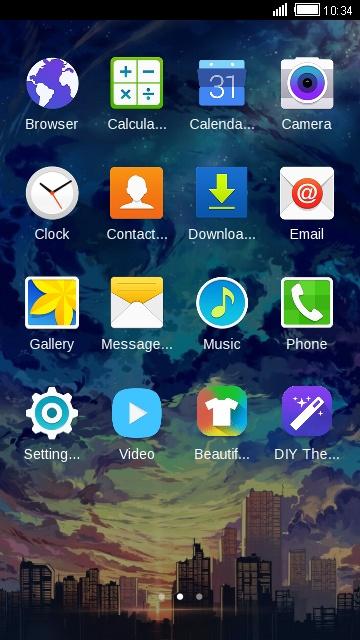 J2,J3 Samsung Galaxy Launcher Themes & wallpaper