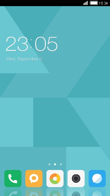 Theme For Xiaomi Redmi 2 Wallpaper Hd Free Android Theme U Launcher 3d