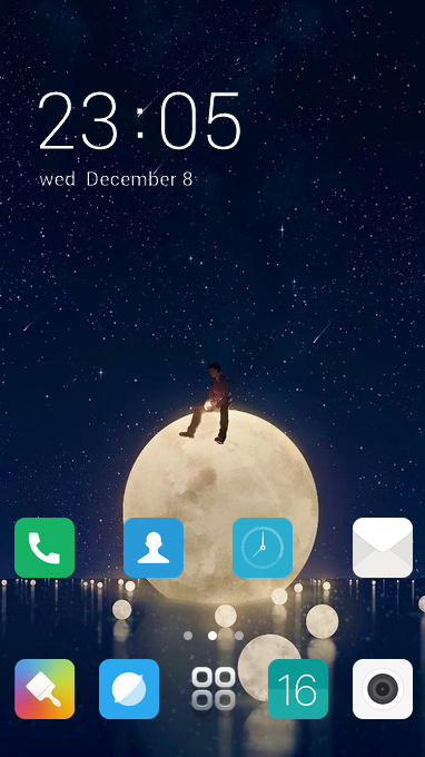 redmi5 theme