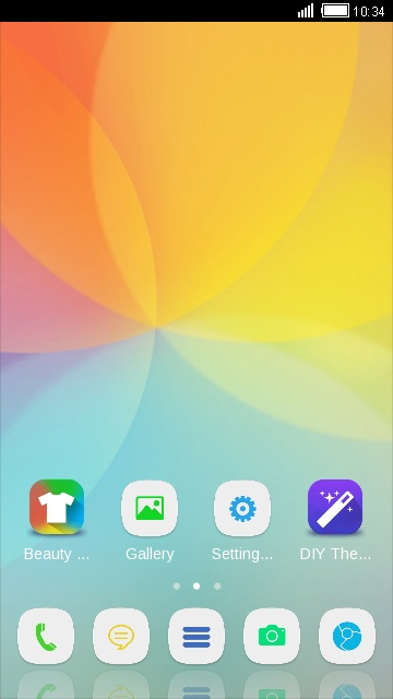 Theme for LG K8 HD