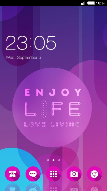 download simple purple theme love quotes wallpaper theme for your rh c launcher com
