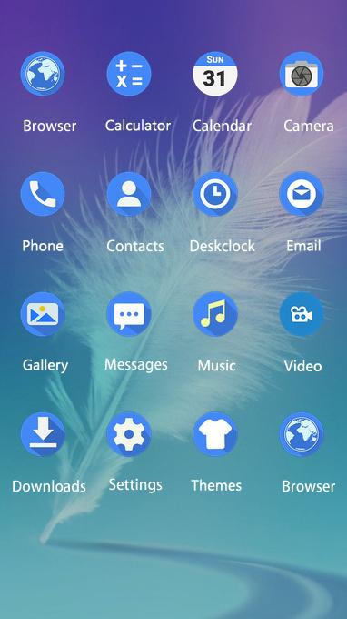 Nokia 8 theme