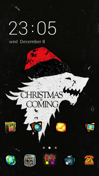 ]christmas is